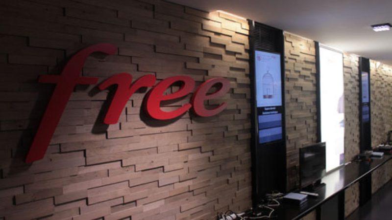 Free vient de lancer une Vente Privée surprise concernant la Freebox