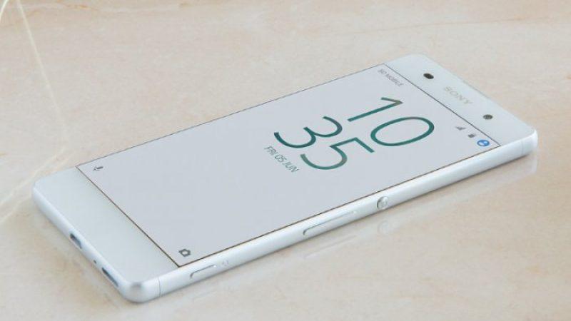 Univers Freebox teste le Sony Xperia XA, le nouveau smartphone proposé par Free Mobile