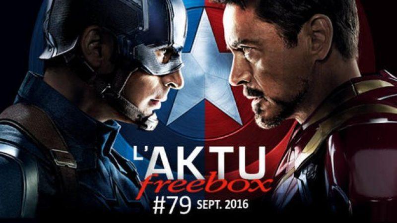 l'AKTU Freebox de la rentrée vient de sortir