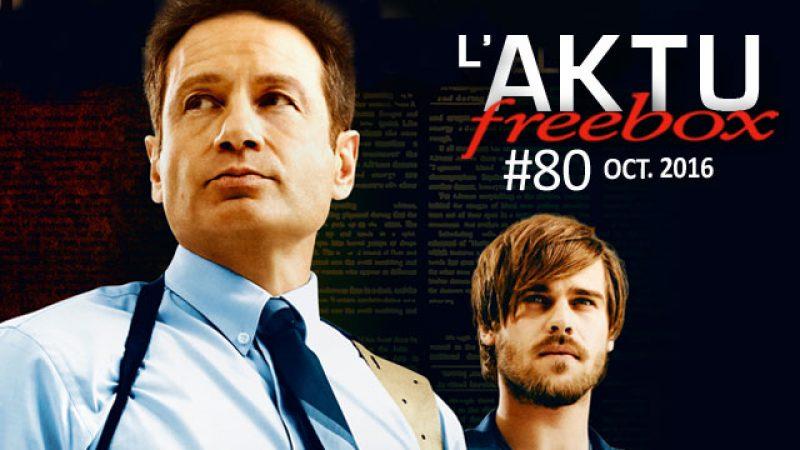 """Free publie l'AKTU Freebox d'octobre, avec l'intégration des nouvelles chaînes """"TV by Canal"""""""