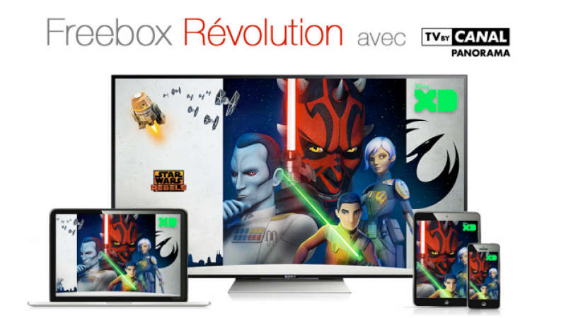 Free annonce officiellement la disponibilité de myCANAL pour les abonnés Freebox Révolution & TV by Canal, et détaille les services inclus