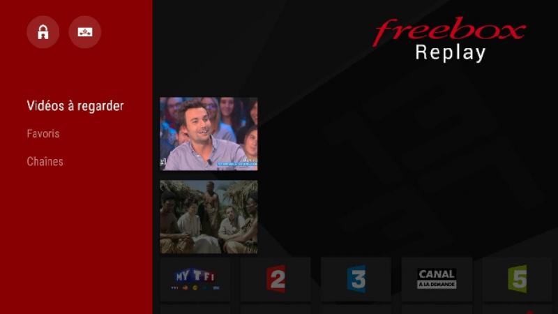 Freebox Mini 4K : Free déploie une nouvelle interface pour Freebox Replay, avec de nouvelles fonctions