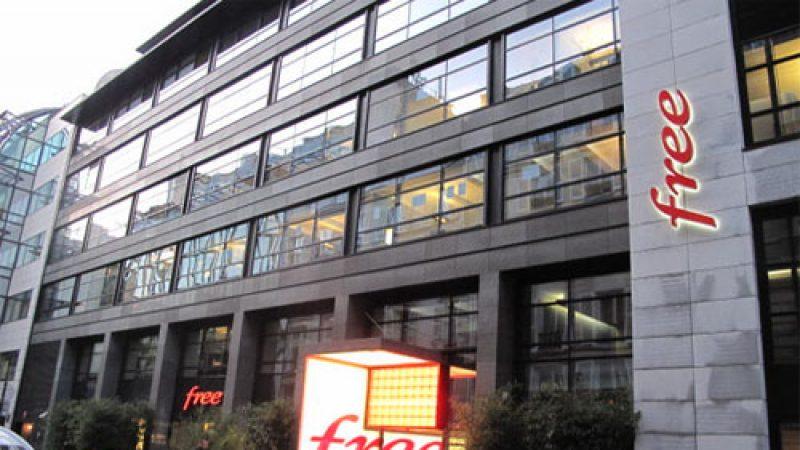 Free annonce conforter sa place de premier opérateur alternatif sur le Haut Débit et Très Haut Débit