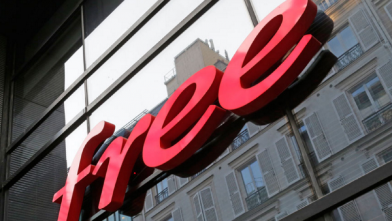 Free annonce une augmentation du nombre d'abonnés au forfait Free 4G au deuxième trimestre