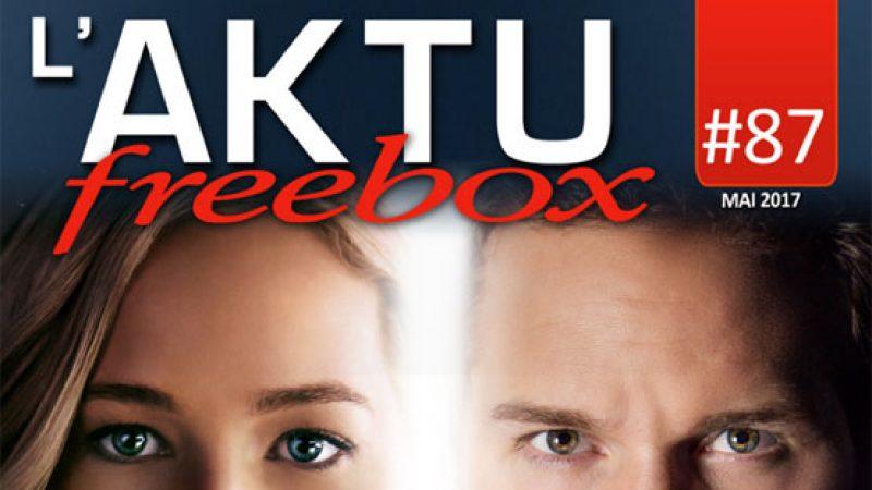 L'Aktu Freebox de mai vient de sortir : découvrez toute l'actu de Freebox TV du mois