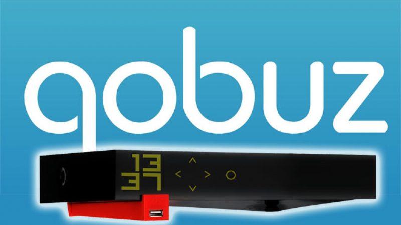 Freebox Révolution : Découvrez le service « Qobuz » en détail et en images