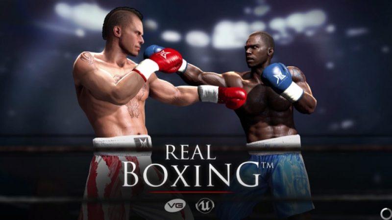 Freebox Mini 4K : Découvrez « Real Boxing » un jeu de boxe gratuit avec achats in-app, aux graphismes très réalistes
