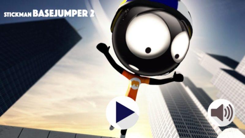 Freebox Mini 4K : Découvrez gratuitement « Stickman Basejumper 2 » un jeu de basejump original