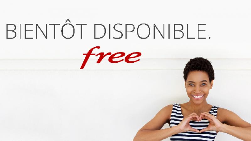Le site Free .re est ouvert : Free y annonce qu'il sera bientôt disponible à la Réunion