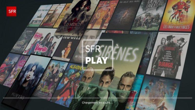 Le service de VOD illimitée SFR Play débarque sur Freebox Mini 4K