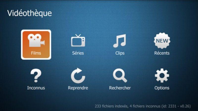 Freebox Vidéothèque se dote d'une application mobile, actuellement en bêta test