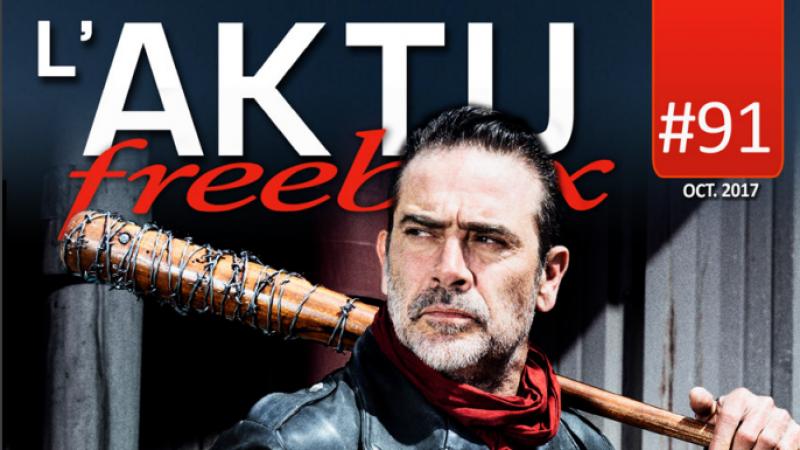 AKTU Freebox : Découvrez toute l'actualité de Freebox TV en octobre