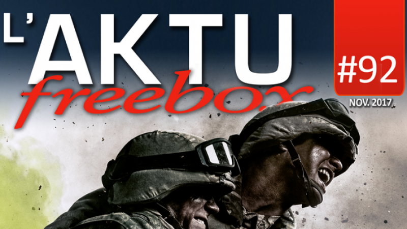 L'Aktu Freebox de novembre vient de sortir : découvrez toute l'actu de Freebox TV du mois