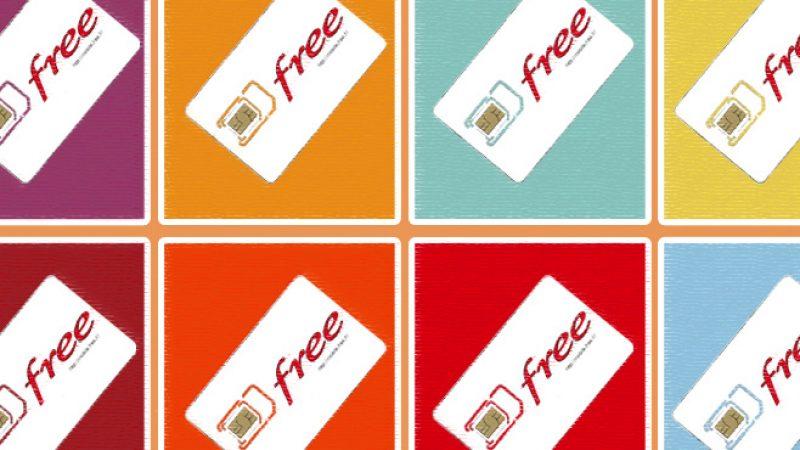 Free Mobile : le forfait 4G illimitée compte pour la première fois plus d'abonnés que celui à 2 euros