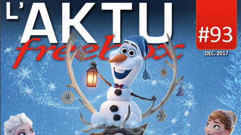 AKTU Freebox de décembre : Découvrez toute l'actualité de Freebox TV pour les fêtes
