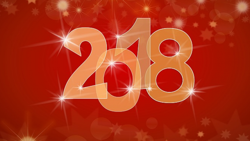 Univers Freebox vous souhaite une bonne et heureuse année 2018 !