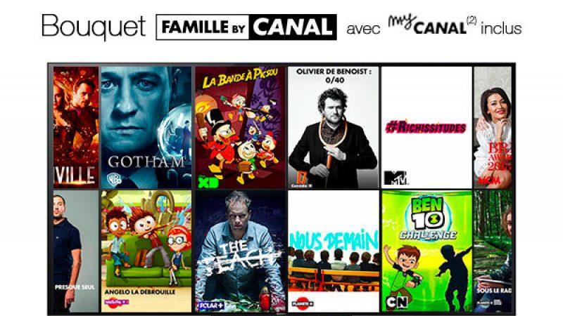 Découvrez les 51 chaînes du nouveau bouquet TV lancé par Free avec  Canal  à 4,99€/mois