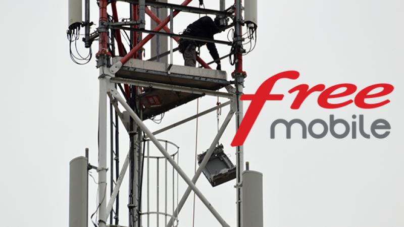 Une nouvelle mesure permet à Free Mobile de déployer plus rapidement ses antennes-relais