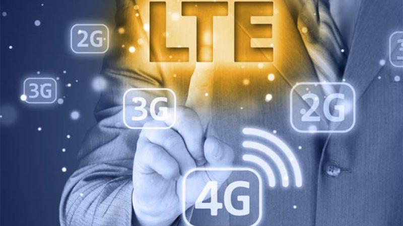 Déploiement 4G en janvier : Free presque au niveau d'Orange et SFR, les 2 premiers