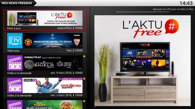 Nouvelle numérotation Freebox : l'AKTU Free propose un tableau récapitulatif et interactif