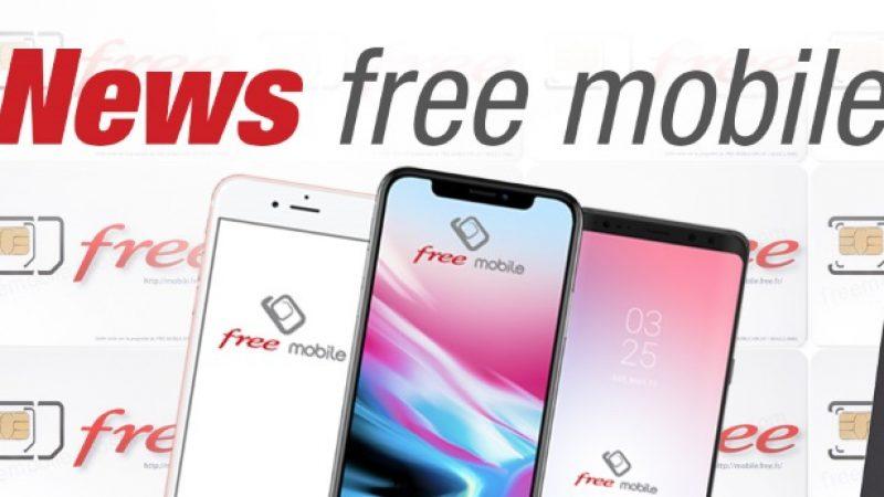 Lancement d'un nouveau site thématique sur toute l'actualité Free Mobile