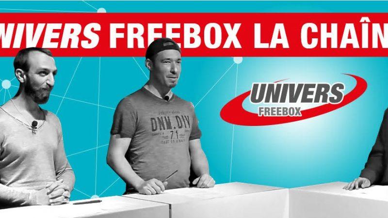 """Le plein de vidéos sur Free et les télécoms : lancement du site """"Univers Freebox La Chaîne"""""""