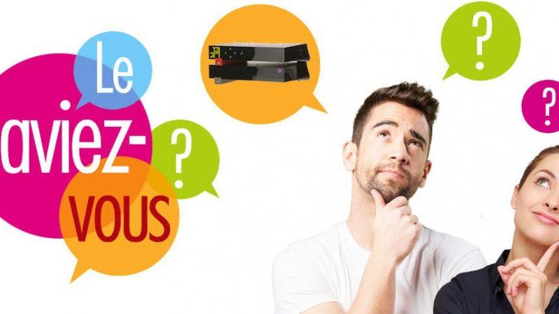 Le saviez-vous ? Votre dose quotidienne d'astuces, de bons plans ou de services méconnus pour la Freebox et Free Mobile