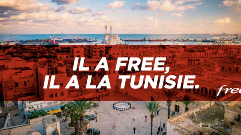 Free Mobile voyage encore et inclut désormais la Tunisie dans ses 25 Go/mois en roaming