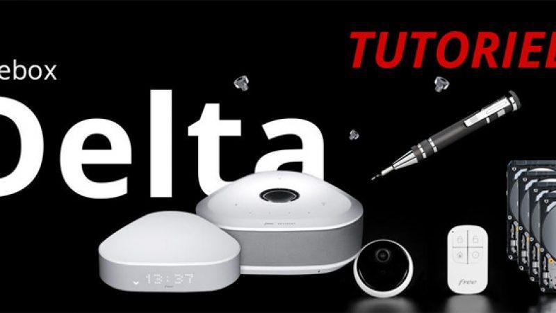 Tous les tutoriels et astuces pour profiter au mieux de la nouvelle Freebox Delta