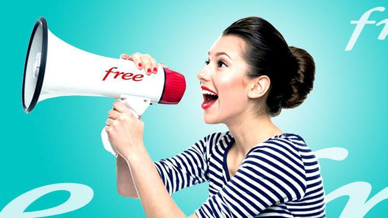 Les nouveautés de la semaine chez Free et Free Mobile : mise à jour du Server de la Freebox Delta, évolution du forfait intermédiaire, chaîne gratuite etc…