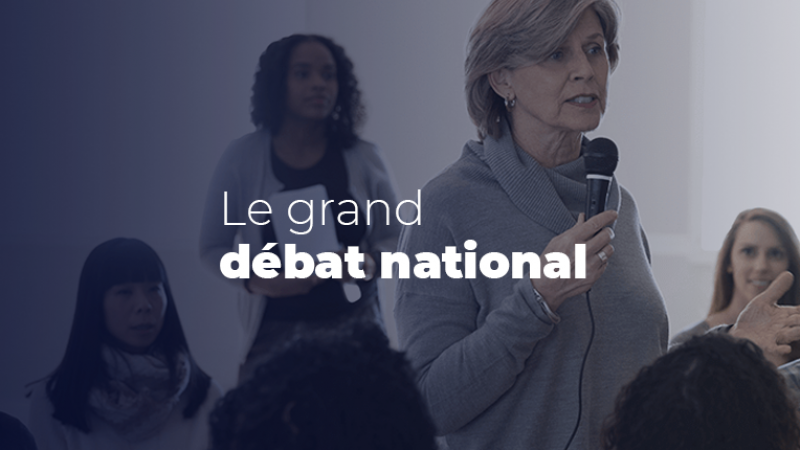 L'association Univers Freebox prend part au Grand débat national et organise une rencontre citoyenne sur la fracture  numérique