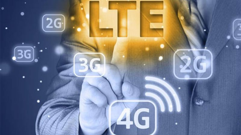 Déploiement 4G : Free signe un bon mois avec une 2ème place au général et devient 1er sur les fréquences 1800MHz