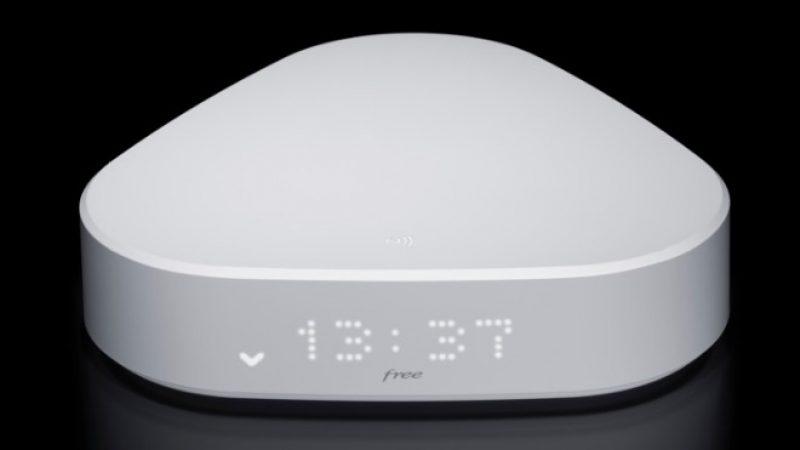Free lance une nouvelle mise à jour pour les Freebox Delta, Mini 4K et Révolution