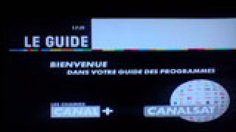 Nouveau guide des programmes pour les abonnés Canalsat via Free