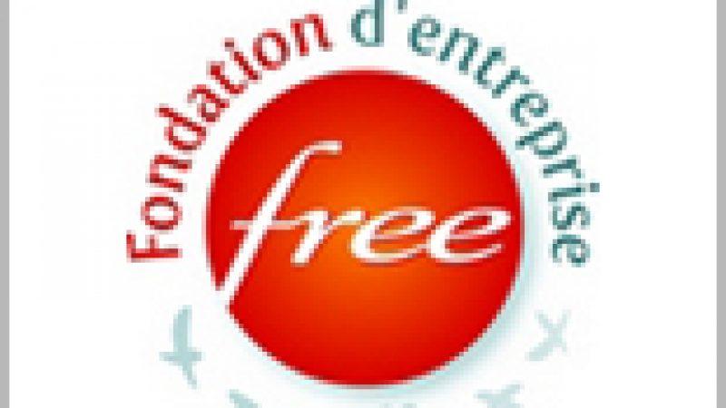 Les actions financées par la Fondation Free