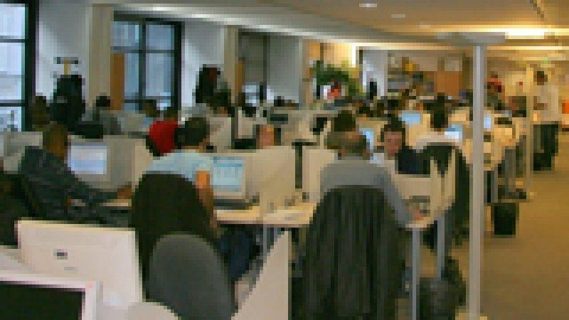 Iliad/Free: Forte progression du nombre de salariés en 2008