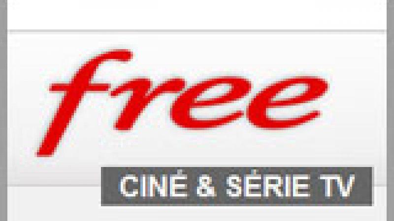 Free.fr: Lancement d'une chaîne Cinéma et Séries TV