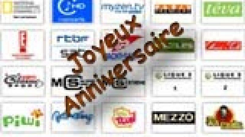 Free Pack Anniversaire : 50 chaînes pour 9.99eu/mois sur Freebox TV