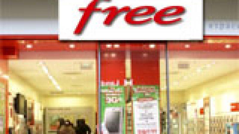 Bientôt des boutiques Free ?