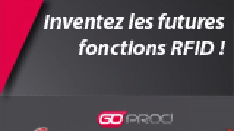 Résultat du concours : Inventez les prochaines fonctions RFID !