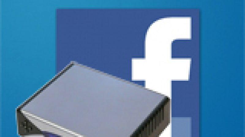 Facebook est disponible sur la Freebox