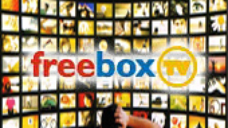 Flopée de nouvelles chaînes sur Freebox TV