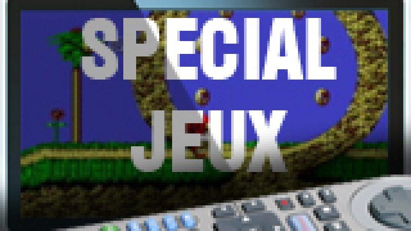 Dossier spécial Jeux sur la Freebox