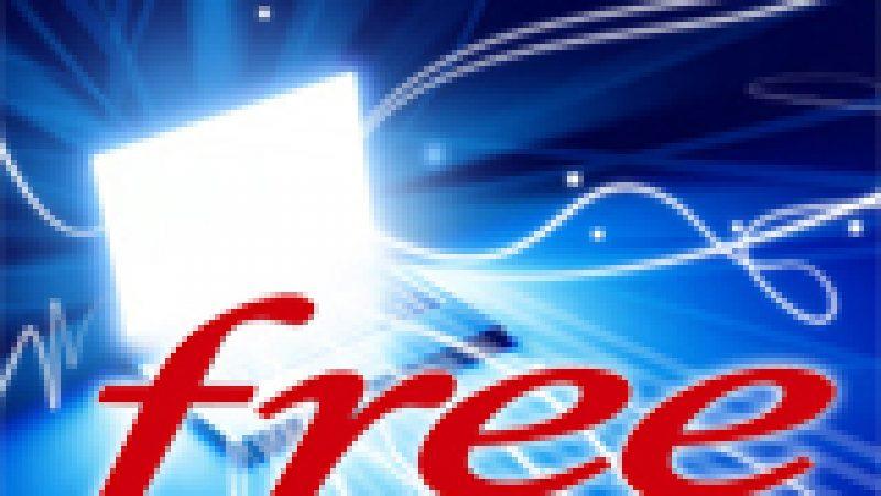 Nouveau : Free lance l'enregistrement à distance