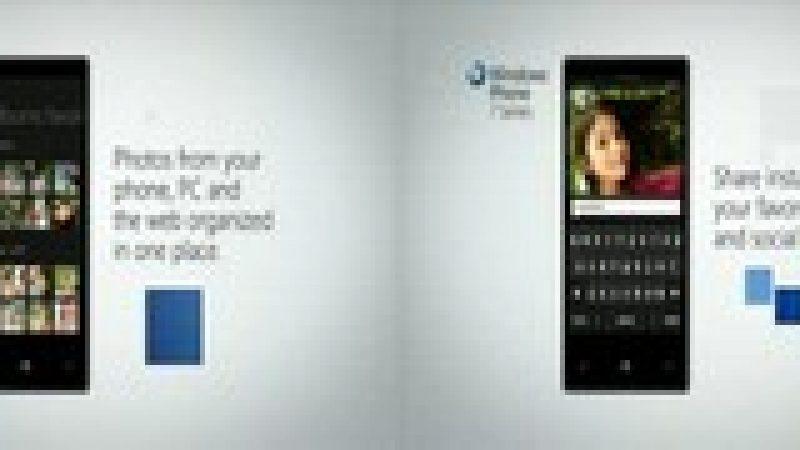 Découvrez Windows mobile 7