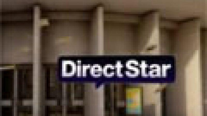 Regardez les adieux de Virgin 17, et le lancement de Direct Star
