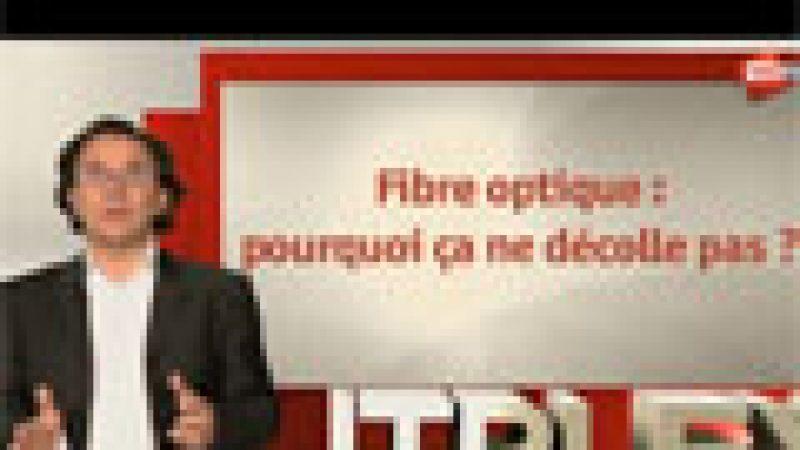 Pourquoi la fibre n'avance pas en France ?