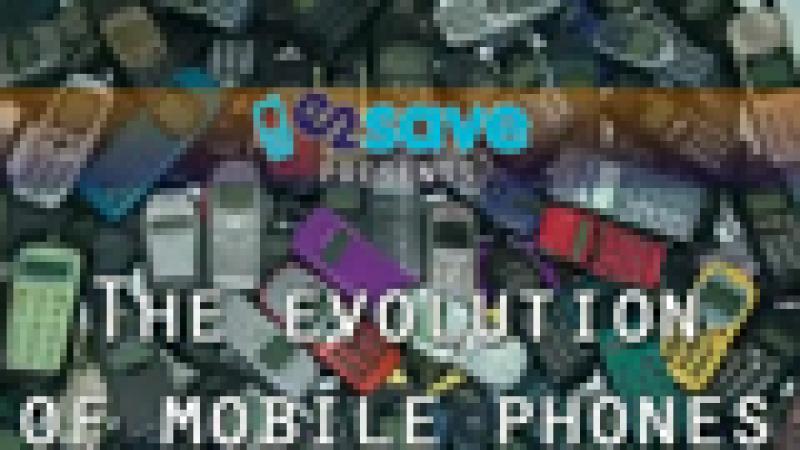 Revivez l'évolution du mobile depuis 1985 en vidéo
