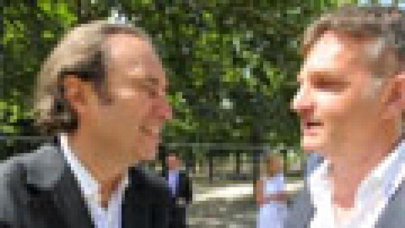 Xavier Niel et Axel Dauchez inquiets pour l'avenir de Deezer