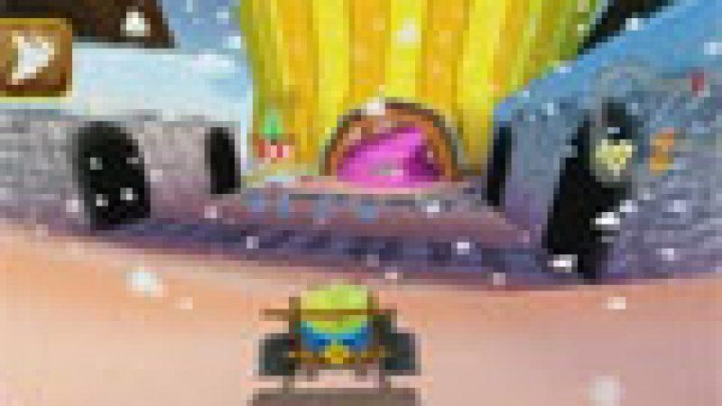 Freebox Révolution : Gameloft publie le trailer du prochain jeu HD, Shrek KART